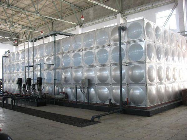 不锈钢水箱如何定期保养?