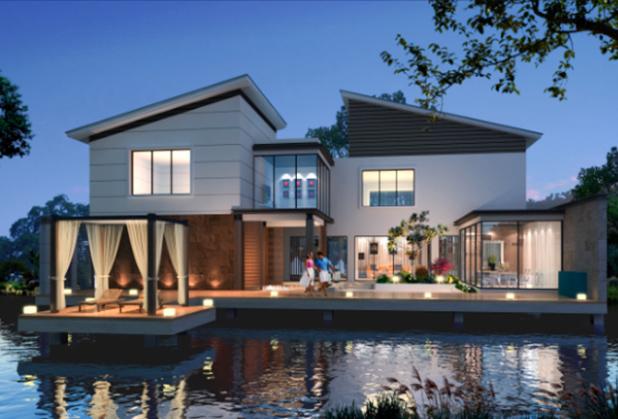 达州轻钢房屋厂家告诉你建筑设计需要注意的要点