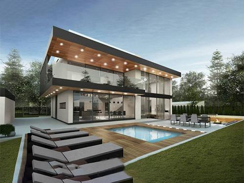 同胜绿建钢结构房屋成功案例