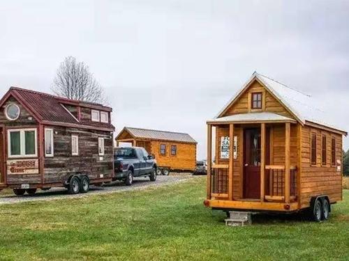达州移动房屋客户好评