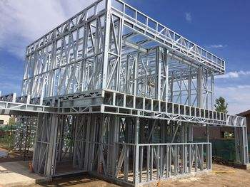 达州轻钢别墅的四大结构系统