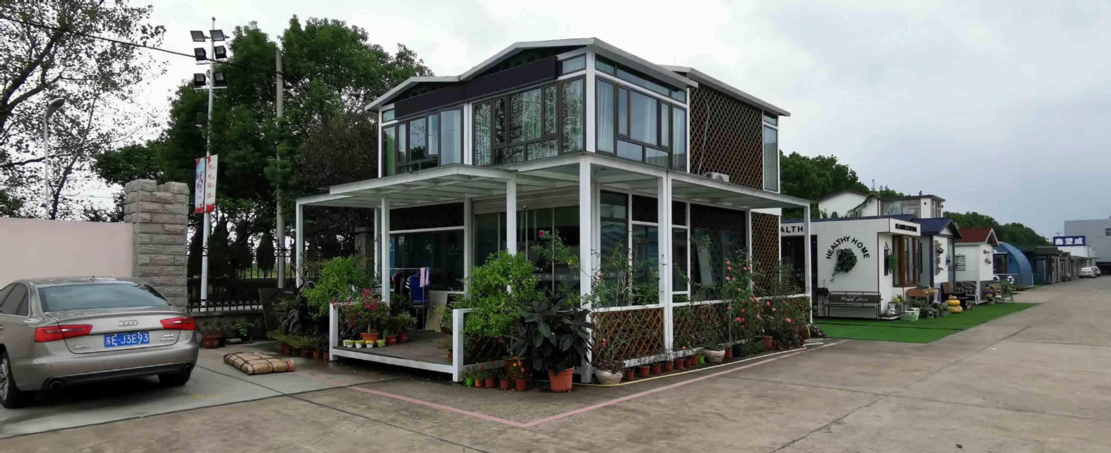 浅谈达州轻钢结构房屋的优点