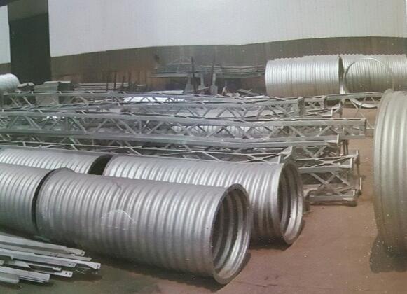 鋼波紋管批發