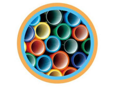 HDPE光�|子管