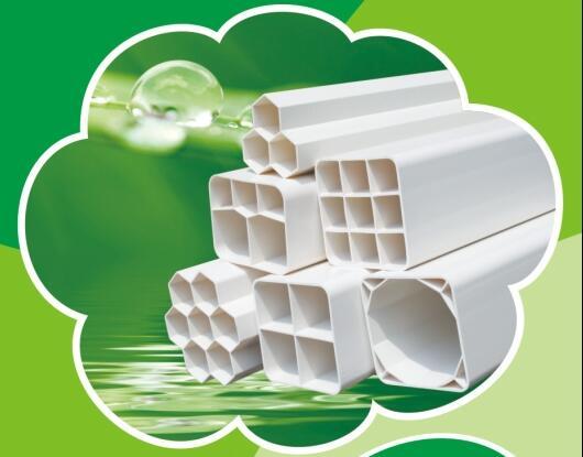 PVC-U多孔蜂�C管