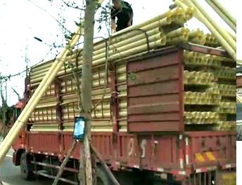 为成都茶店子道路管网铺设提供产品