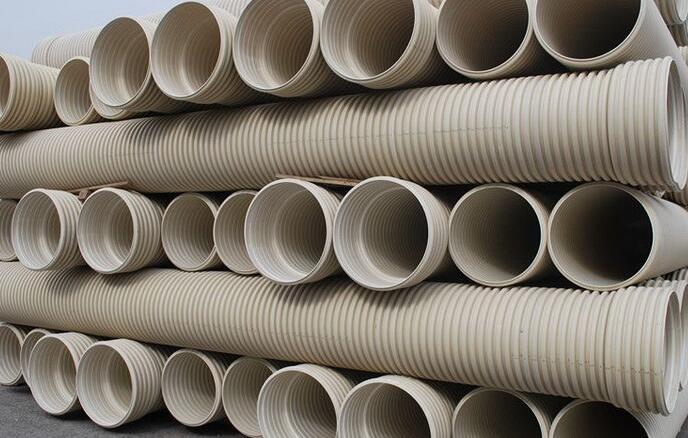 同樣是塑料管材,為何四川HDPE雙壁波紋管如此受歡迎?