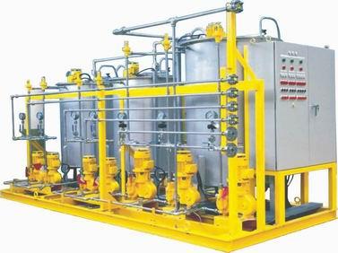 磷酸亚铁镀膜加药装置