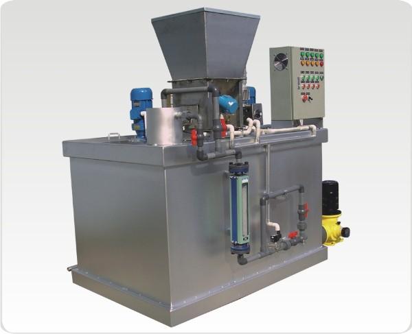 全自动溶解和干粉投加装置