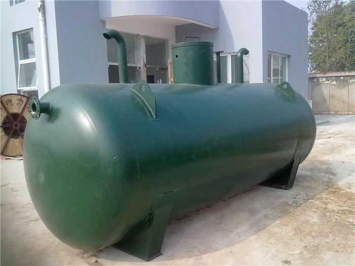 服务区污水处理系统