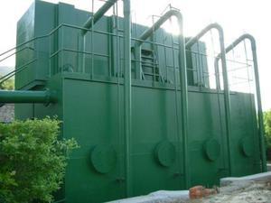 污水一体化处理设备故障问题及解决措施
