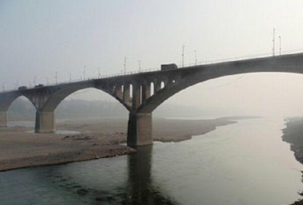 渠县大桥加固工程