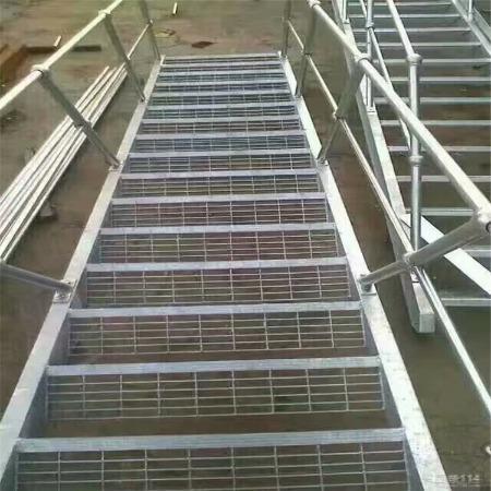 四川钢格栅楼梯
