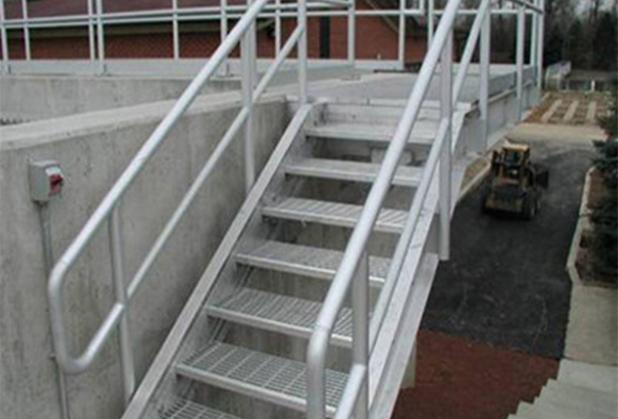 成都楼梯钢格板