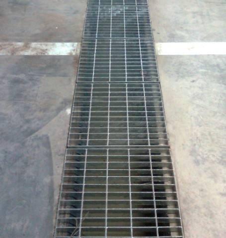 地下车库沟盖板
