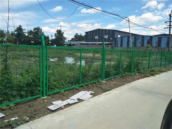 四川锌钢围墙围栏