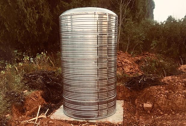 达州不锈钢保温水箱