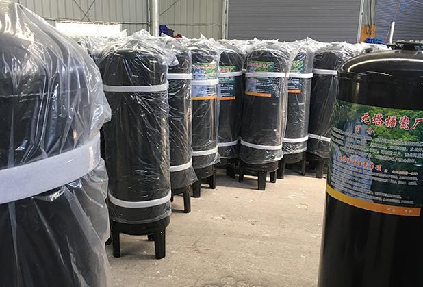 达州无塔供水器厂家