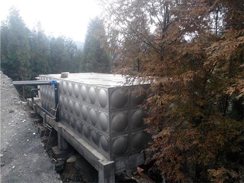 不同形状的不锈钢水箱都有什么特点和作用?