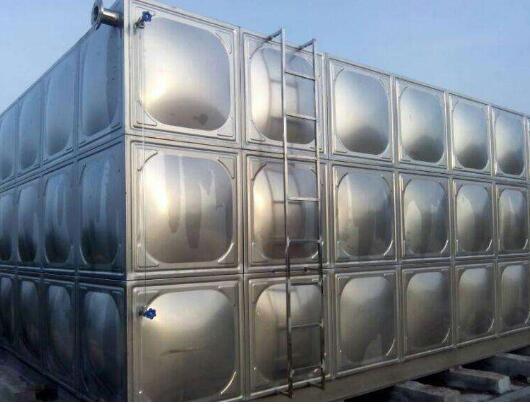 在达州,组合式不锈钢水箱的常见特征