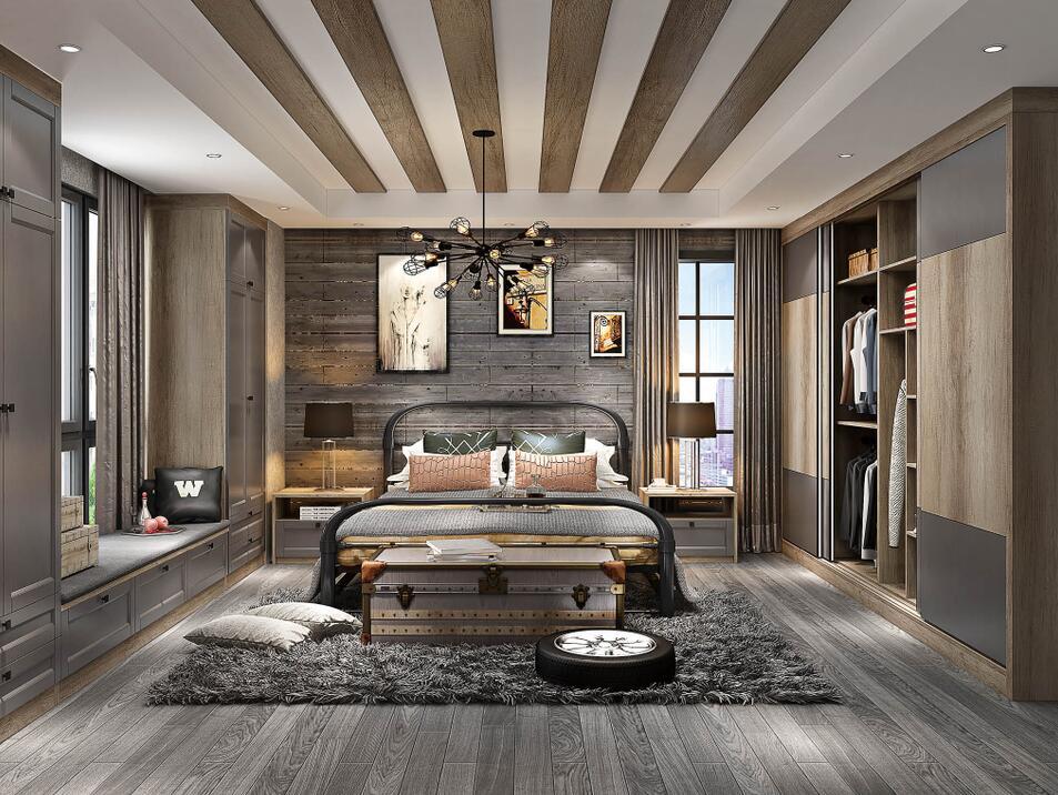 在绵阳全屋定制时,对于板材的选购应该注意些什么呢?