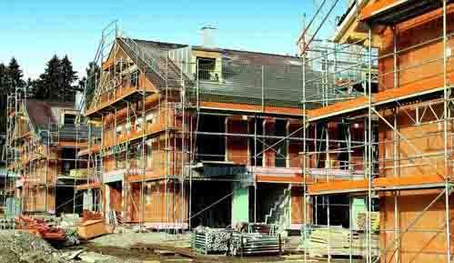 楼房建设工程