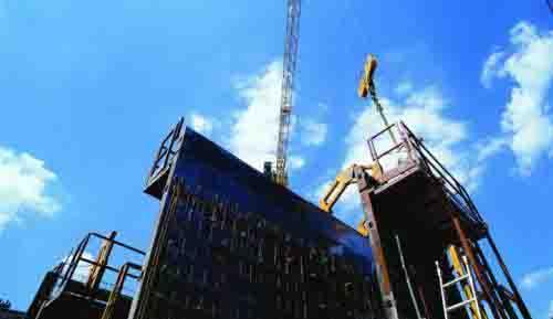乐山市楼房建设工程