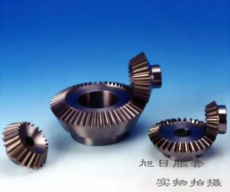 直齿圆锥齿轮传动与斜齿圆锥齿轮传动的区别?