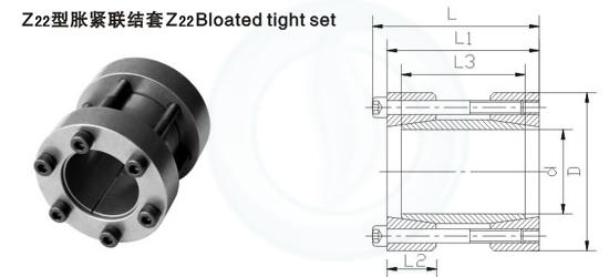 Z22型胀紧联结套