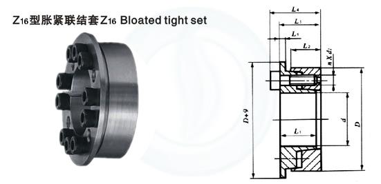 Z16型胀紧联结套