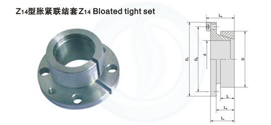 Z14型胀紧联结套
