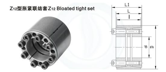 Z12B型胀紧联结套