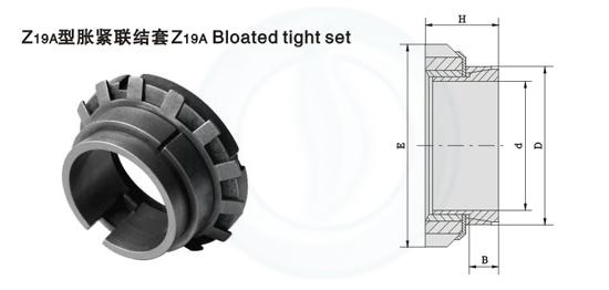 Z19A型胀紧联结套