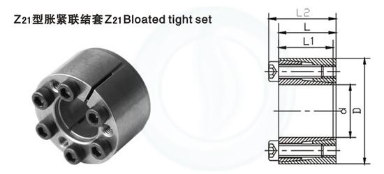 Z21型胀紧联结套