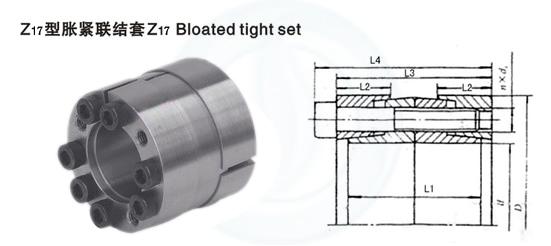 Z17B型胀紧联结套