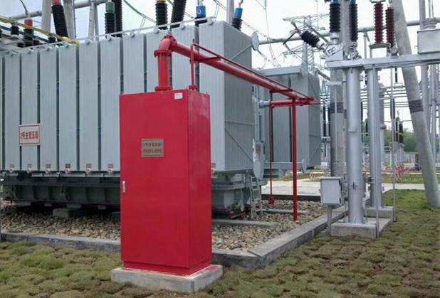 成都排油注氮智能灭火系统