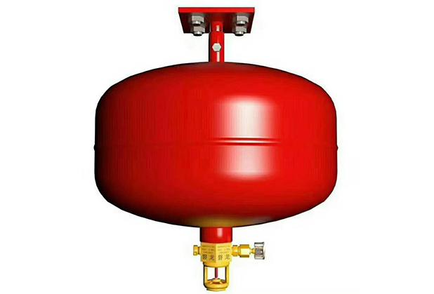 成都七氟丙烷-悬挂式七氟丙烷灭火装置