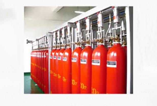 二氧化碳气体灭火系统