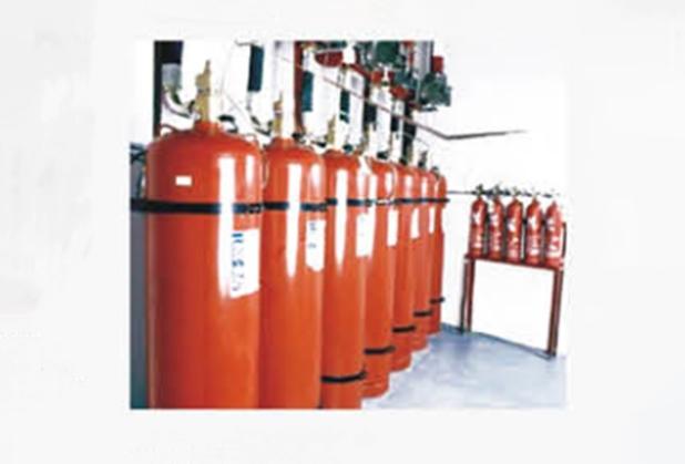 成都七氟丙烷气体灭火系统