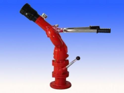 浅谈成都消防水炮的组成部分与性能特点