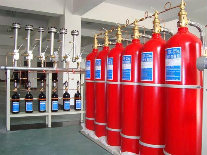 关于成都七氟丙烷气体灭火系统的小知识