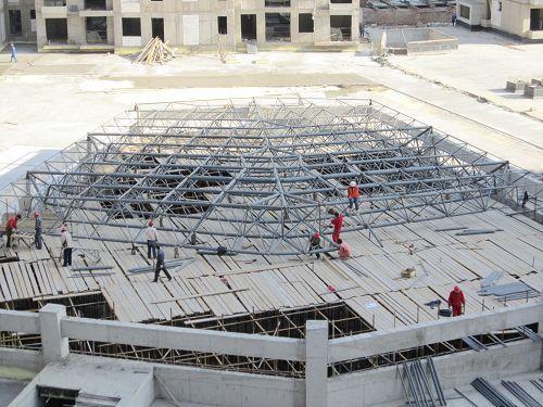 陕西钢结构施工图