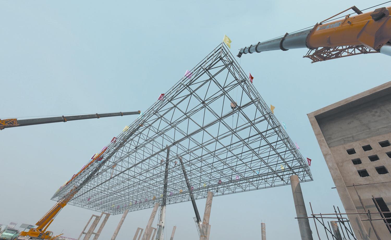 构建大电网 形成大枢纽 融入大市场 支撑大发展
