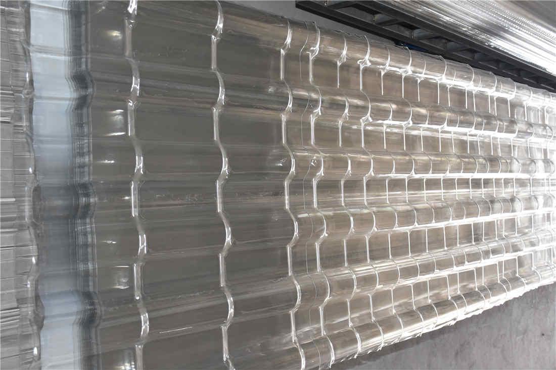 树脂透明瓦厂家制作 抗冲击防腐蚀