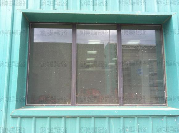 某楼盘安装防火窗工程案例