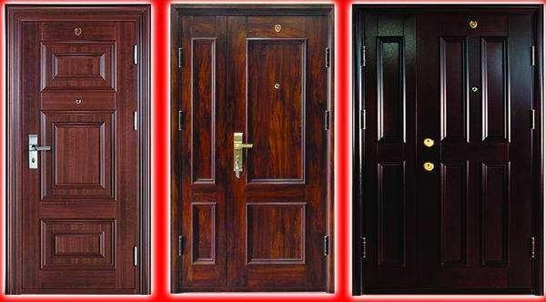 防盗门有几种?防盗门怎么安装?
