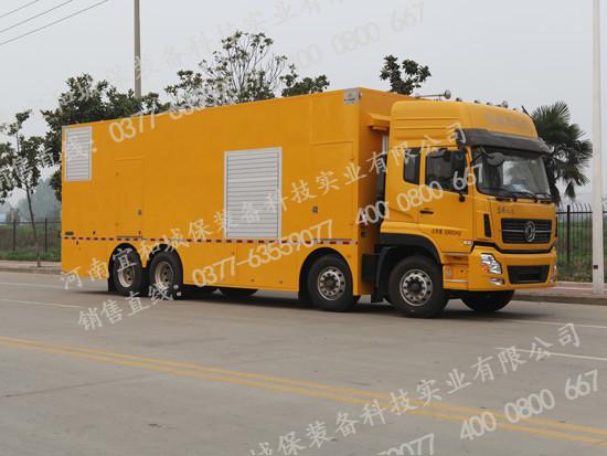 宜和牌 600-1000kW 静音型 电源车