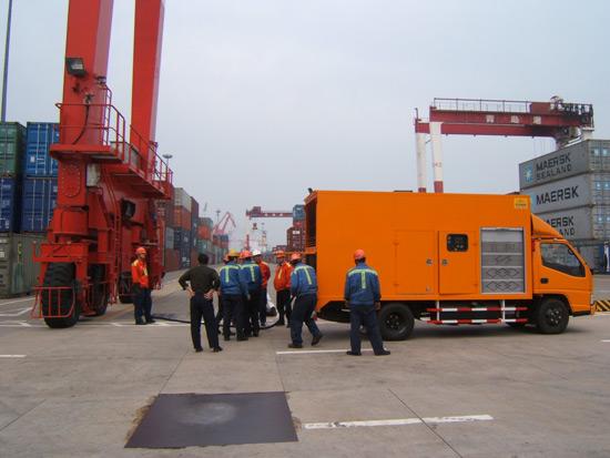 矿山码头行业合作案例展示