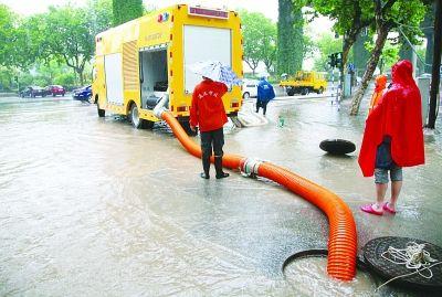 南阳宜和城保---排水车的作用是什么?