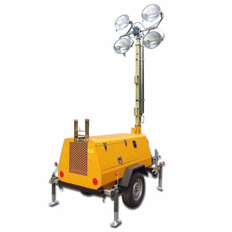 南阳宜和城保告诉您巡道照明车的一些故障解决方法